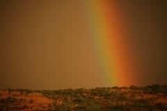 Rainbow at Utopia